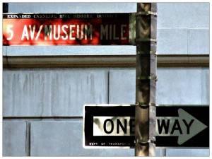 "New Yorks ""Museum Mile Festival"" mit New York Habitat"