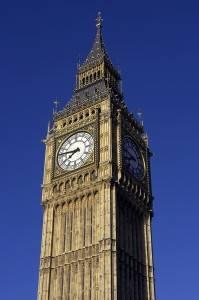 Londons Sehenswürdigkeiten: Big Ben