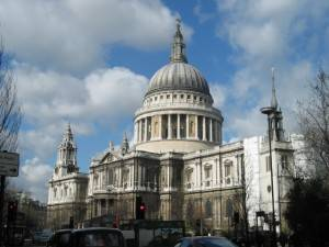 Foto der Saint Paul's Cathedral