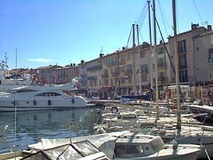 In diesem Herbst die Anker gelichtet in St. Tropez!