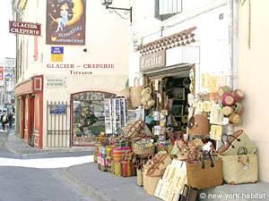 Prophetisches, Künstlerisches reichlich vorhanden in Saint Rémy de Provence!