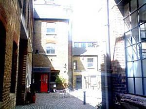 """Hoxton Square, London:  Überhaupt nicht """"spießig"""""""