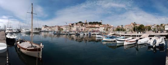 Cannes im Januar: Köche und Musiker übernehmen