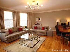 Eine Unterkunft in London: Eine Wohnung mit zwei Schlafzimmern in Kensington, Chelsea (LN-644)