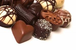 Eine ganz besondere Schokoladenschachtel