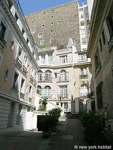 Eine Unterkunft in Paris