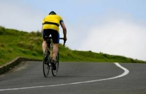 Das Fahrradrennen Paris-Roubaix