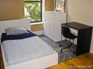 Foto vom Zimmer, das in Bedford-Stuyvesant zu vermieten ist