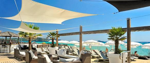 Pampelonne Beach Hotels