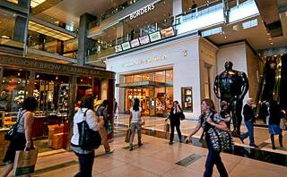 "Bild von Manhattans ""The Shops at Columbus Circle"""