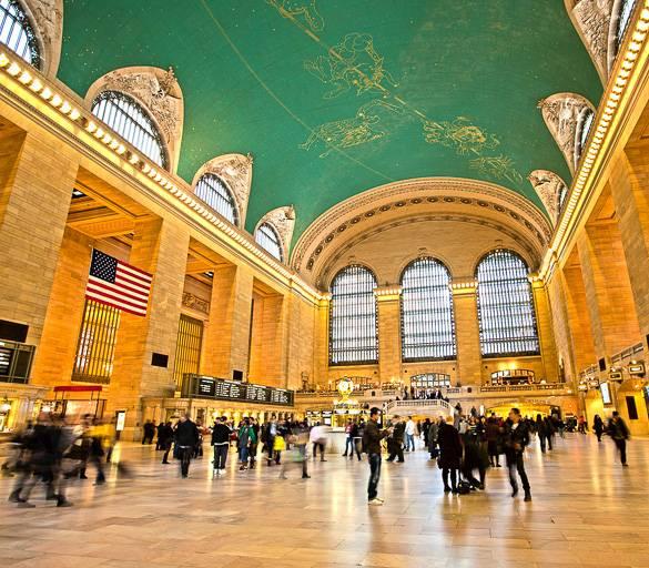 Foto der Grand Central Station