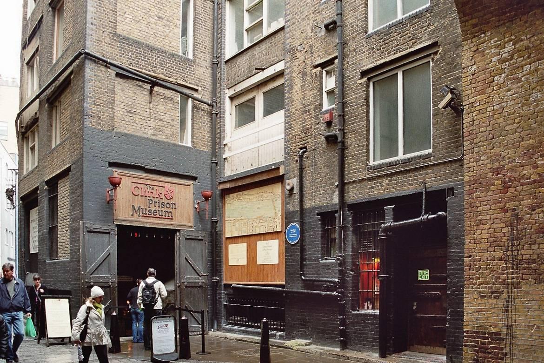 Bild von Londons Clink Gefängnis Museum in Southwark