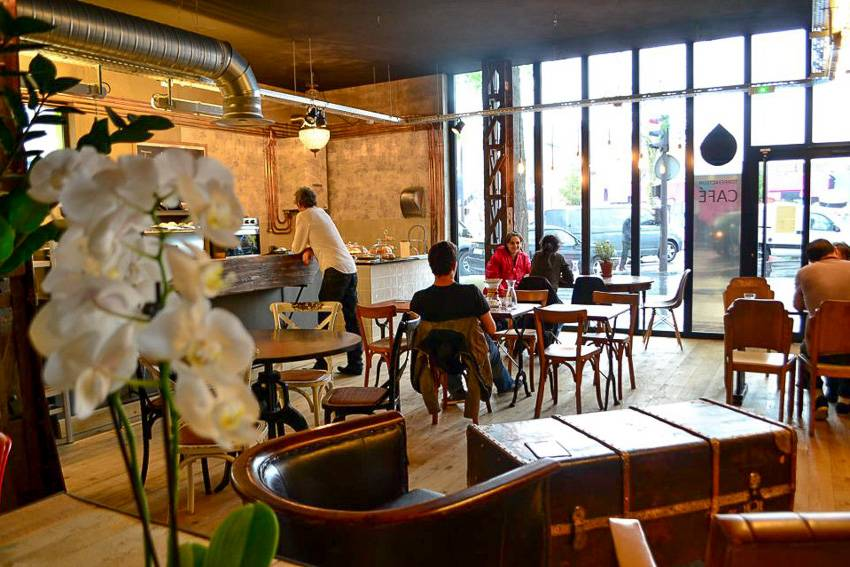 Pariser Top 10-Coffee Shops : New York Habitats Blog