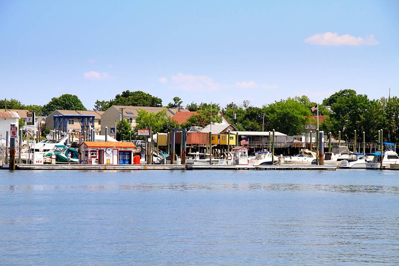 Bild von City Island in der Bronx