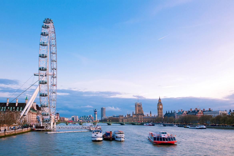 Wohnungen mit Blick: Die Themse in London