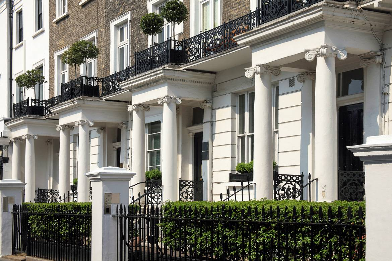 Bild von Wohnungen in South Kensington