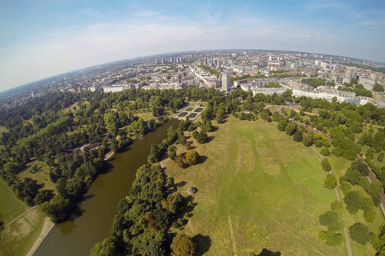 Bild vom Hyde Park