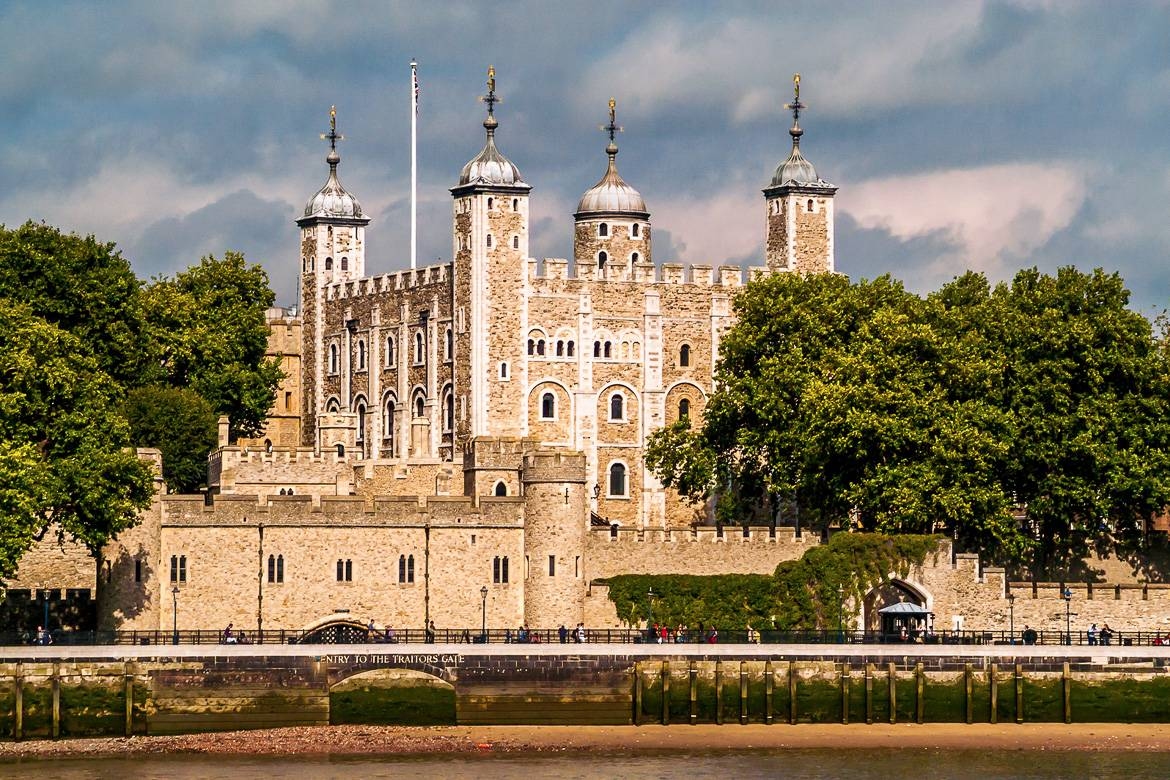Bild des Tower of London