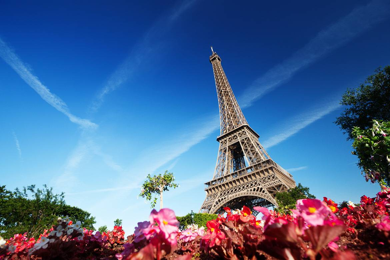 Die 10 schönsten Parks in Paris