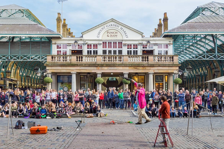 Bild von Covent Garden