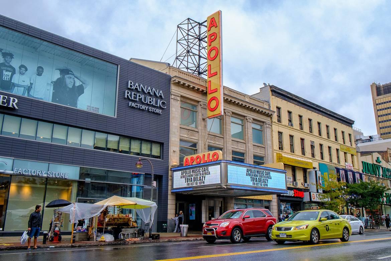 Bild des Apollo Theaters