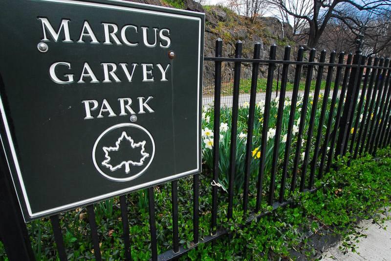 Bild des Marcus Garvey Parks