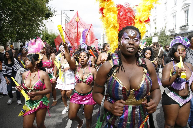 Bild vom Notting Hill Carnival