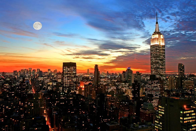 Bild vom Empire State Building.