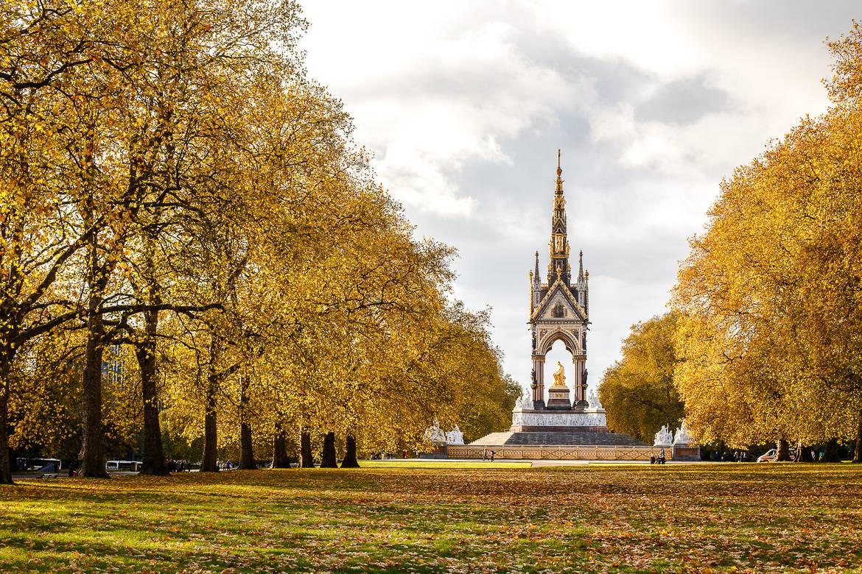 Bild vom Albert Memorial