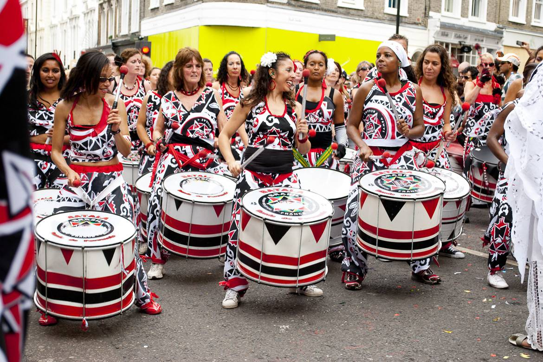 Bild von einem Karneval