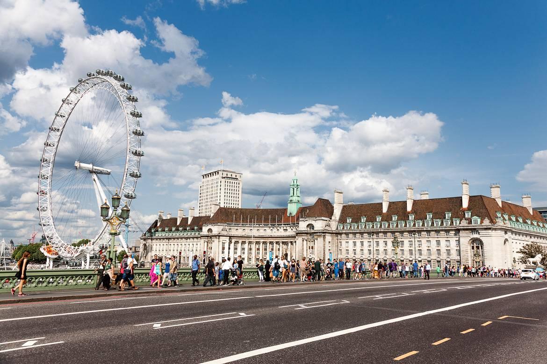Foto von London Eye