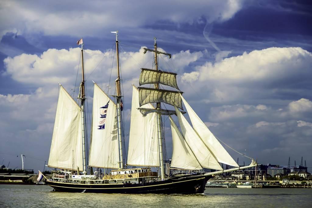 Bild der Tall Ships Regatta