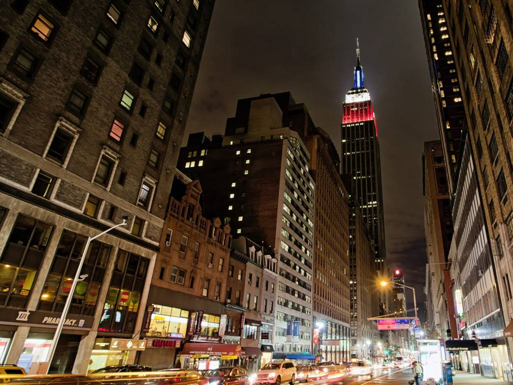 Bild des Empire State Buildings