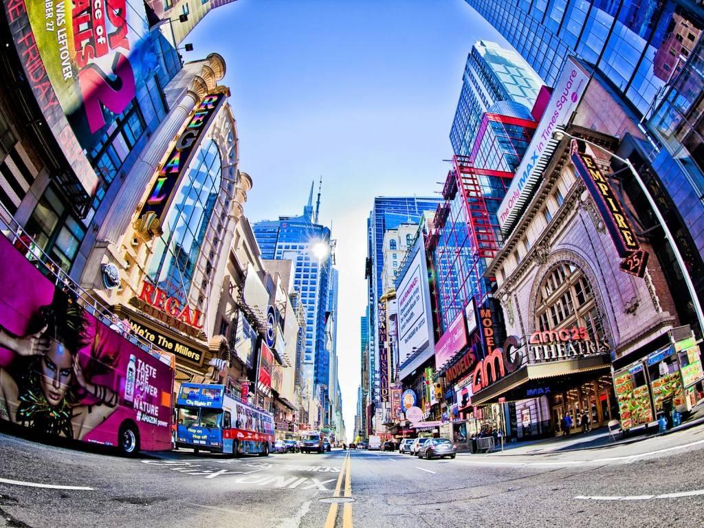 Bild des Times Squares