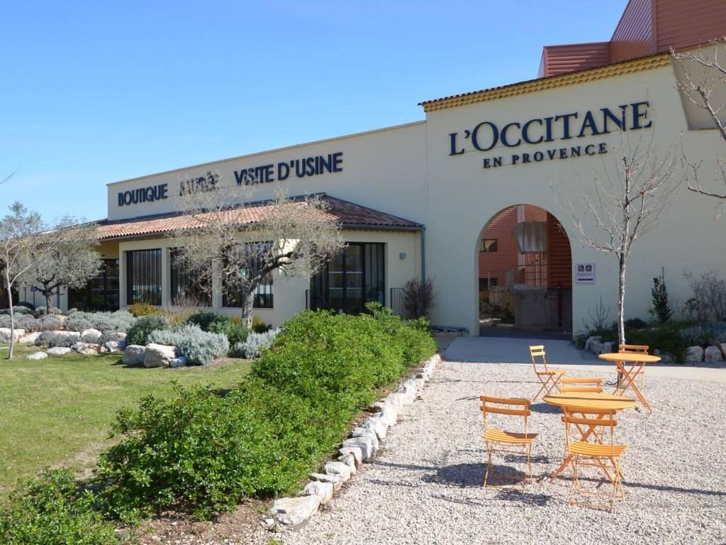 Bild eines L'Occitane Geschäfts