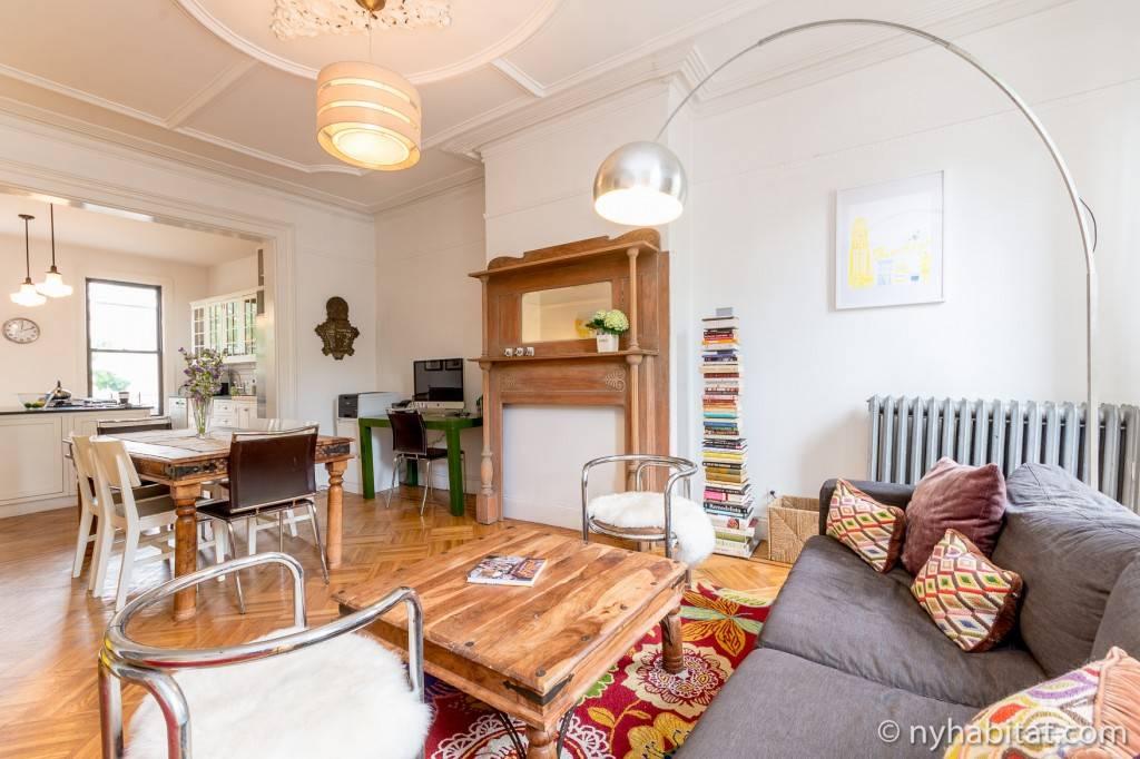 Wohnungen für Familienurlaube in New York : New York Habitats Blog