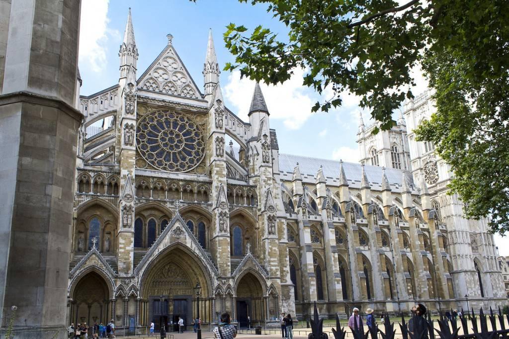 Bild der Westminster Abbey