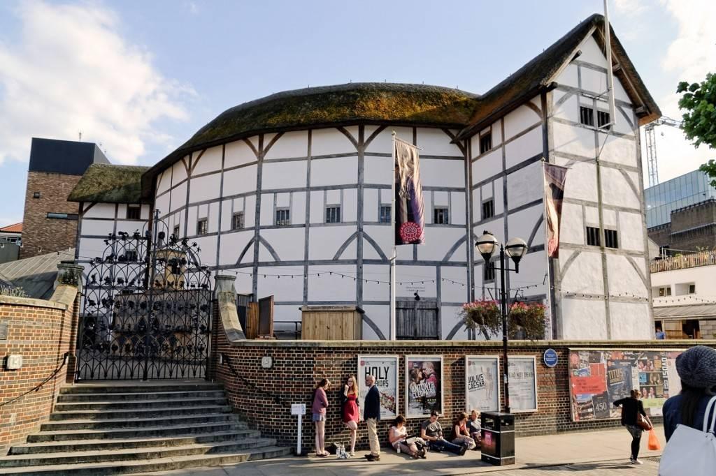 Bild des Shakespeare's Globe Theatre