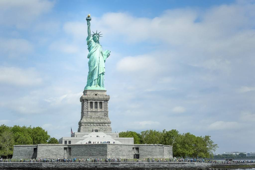 Bild der Freiheitsstatue