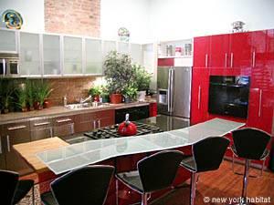 Photo d'un appartement T2 en location meublée à New York, Greenwich Village (NY 12378)