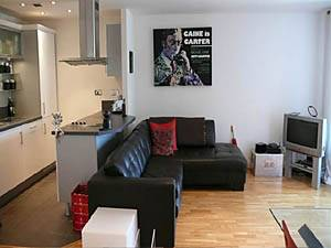 Location meublée à Londres. Photo de l'appartement T3 à Battersea, Richmond - Wandsworth (LN-595)