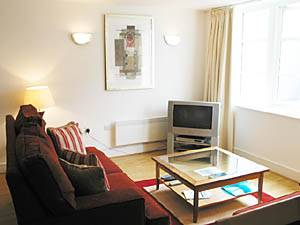Location de vacances à Londres. Photo d'un appartement T1 à City-Islington (LN-226)