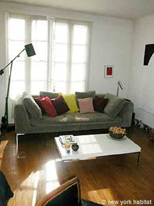 """Appartament à Paris"""": T2: Auteuil Toue Eiffel (PA-2065) Photo"""