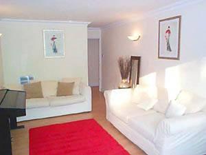 Location de vacances à Londres. Photo d'un appartement T4 à Fitzrovia, Westminster (LN-328)