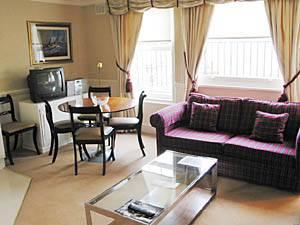 Location de vacances à Londres. Photo d'un appartement T3 à Earls Court, Kensington-Chelsea (LN-294)