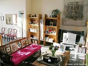 Appartement dans le Sud de la France Location de Vacances - T3 - Saint Rémy de Provence, Provence (PR-695)