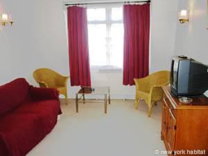 Location meublée à Londres. Photo d'un appartement T3 à Bloomsbury, Westminster (LN-388)