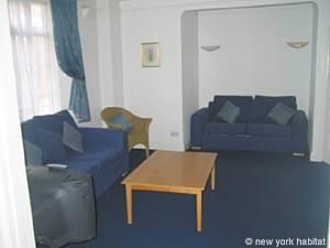 Location de vacances à Londres. Photo d'un appartement T3 à Bloomsbury, Westminster (LN-640)