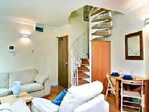 Location de vacances à Londres. Photo d'un appartement T2 à City, Islington (LN-845)