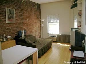 Location meublée à New York. Photo d'un appartement T1 dans Midtown West, Chelsea (NY-10812)